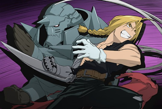 Wallpapers FullMetal Alchemist