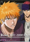 Entrar a la seccion de Calendarios de Bleach