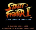 Street Fighter Alpha II, The World Warrior