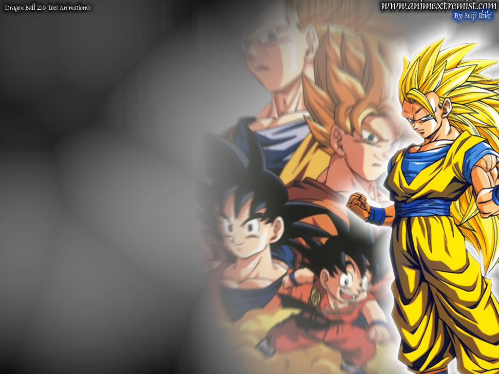 Fondos De Pantalla De Dragon Ball: Fondos De Pantalla Dragon-ball-z